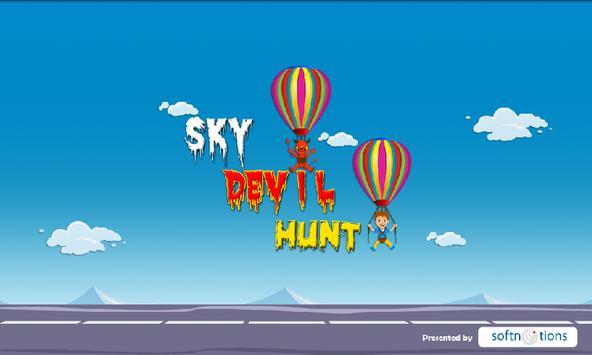 Sky Devil Hunt poster