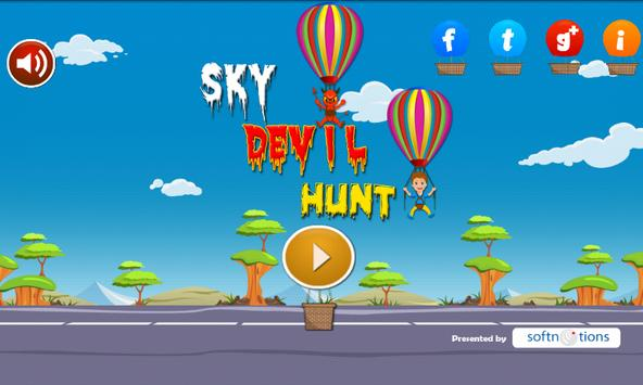 Sky Devil Hunt screenshot 1
