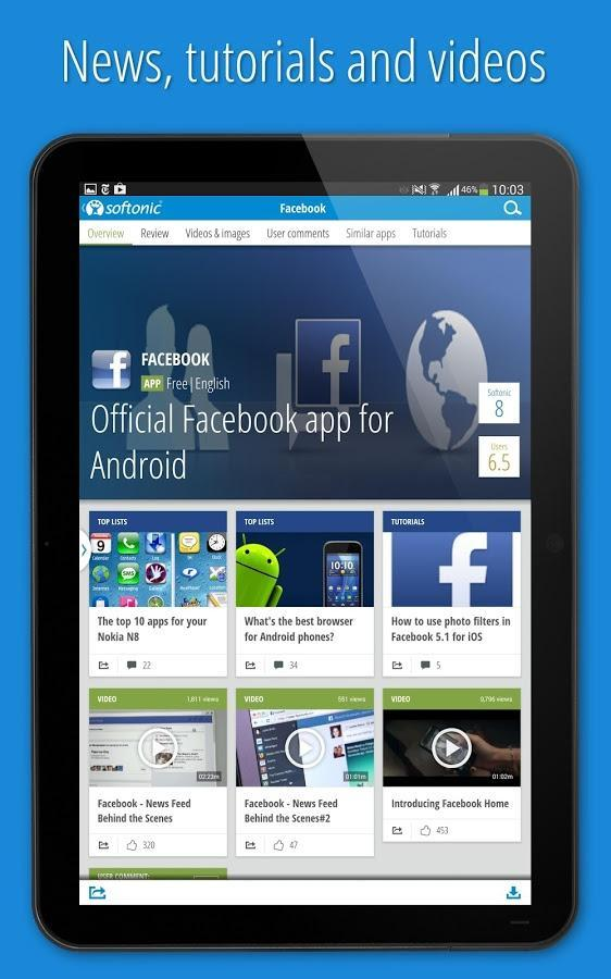 Softonic for Android - APK Download