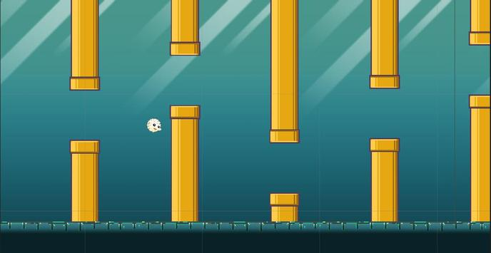 Flippy Fugu screenshot 1