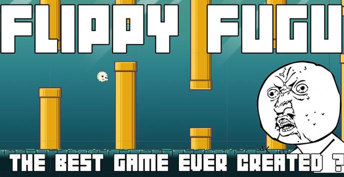 Flippy Fugu screenshot 2