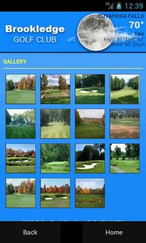 Brookledge Golf Club apk screenshot