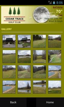 Cedar Trace Golf Club apk screenshot