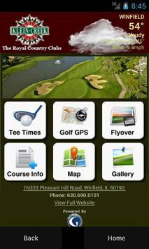 Klein Creek Golf Club poster