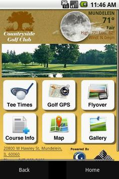 Countryside Golf Club poster