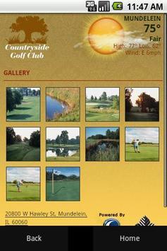 Countryside Golf Club apk screenshot