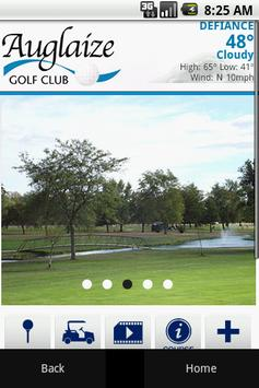 Auglaize Golf Club poster