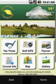 Bright Leaf Golf Resort poster