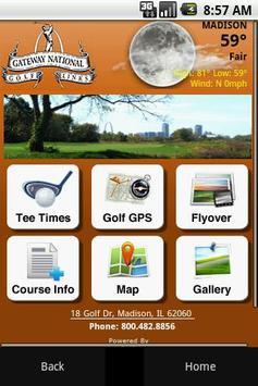 Gateway National Golf Links poster