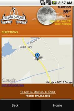 Gateway National Golf Links apk screenshot