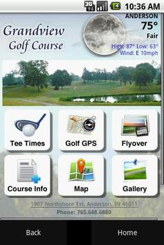 Grandview Golf Course poster