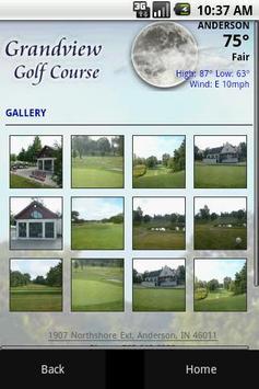 Grandview Golf Course apk screenshot