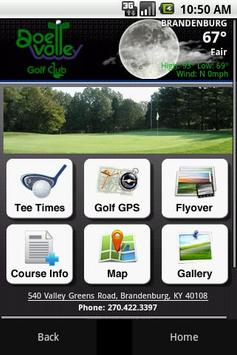 Doe Valley Golf Club poster