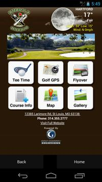Emerald Greens Golf Course poster