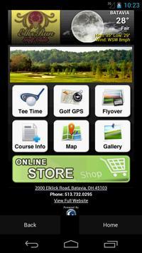 Elks Run Golf Club poster