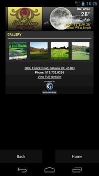 Elks Run Golf Club apk screenshot