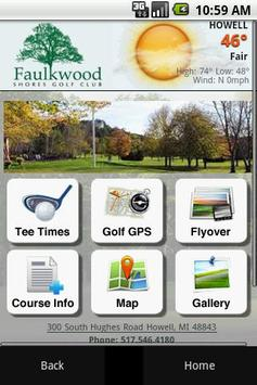 Faulkwood Shores Golf Club poster