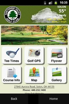 Hawthorne Valley Country Club poster