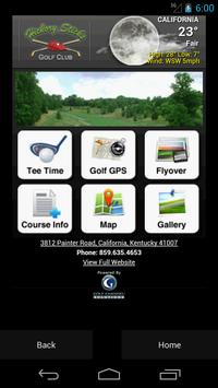 Hickory Sticks Golf Club poster