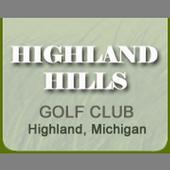 Highland Hills Golf Course icon