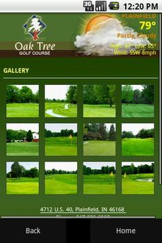Oak Tree Golf Course screenshot 1