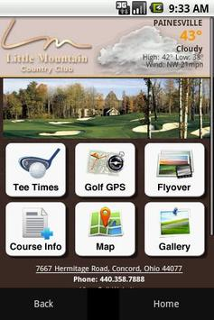 Little Mountain Country Club poster