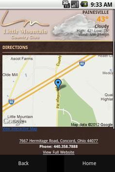Little Mountain Country Club screenshot 1
