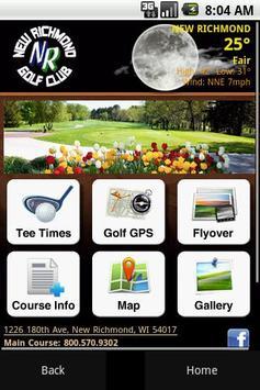 New Richmond Golf Club poster