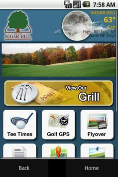 Sugar Hill Golf Club poster