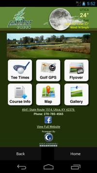 Panther Creek Golf Club poster