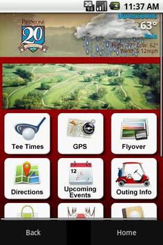 Pipestone Golf Club poster