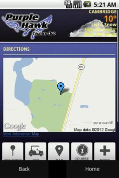 Purple Hawk Country Club apk screenshot