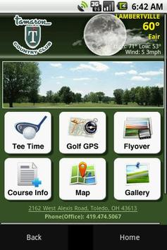 Tamaron Country Club poster