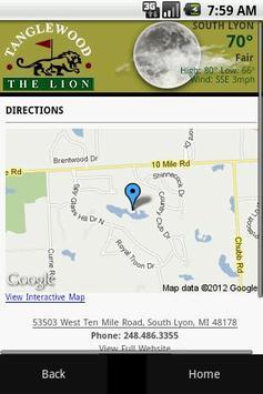 Tanglewood Golf Club apk screenshot
