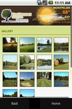 The Hollows Golf Club apk screenshot