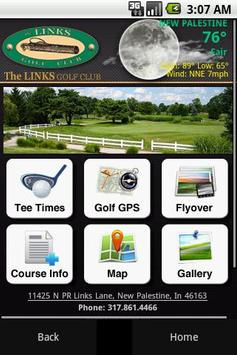 The Links Golf Club poster