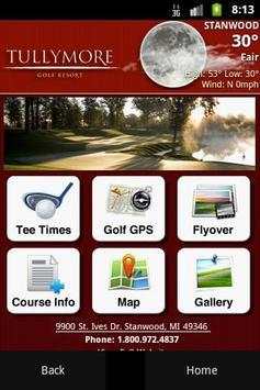 Tullymore Golf Resort poster