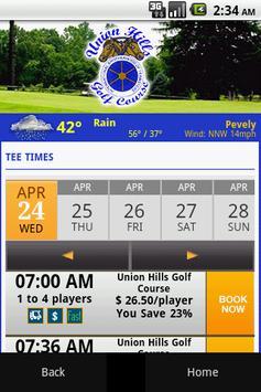 Union Hills screenshot 1