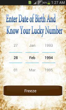 Lucky Number apk स्क्रीनशॉट