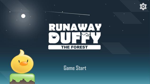 Runaway Duffy : The Forest apk screenshot