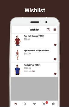 MobiApp - shopify store app apk screenshot
