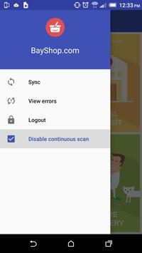 BayShop Delivery apk screenshot