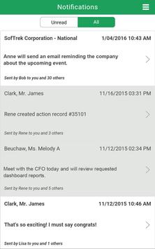 ClearView CRM Mobile apk screenshot
