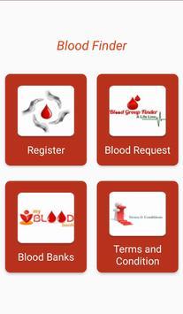 Blood Finder poster