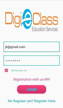 DigiEClassFirstStandard الملصق