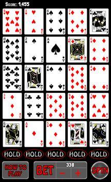 Poker Slots - Real Cards screenshot 4
