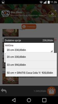 Don Pizza - Kragujevac, Srbija screenshot 3