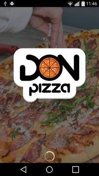 Don Pizza - Kragujevac, Srbija poster