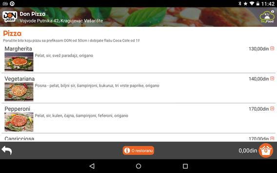 Don Pizza - Kragujevac, Srbija screenshot 16