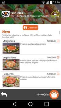 Don Pizza - Kragujevac, Srbija screenshot 2
